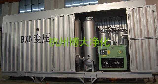 辽宁移动式制氮机 贴心服务 杭州博大净化设备供应