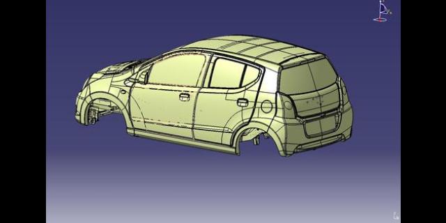 福建3D建模设计检测 和谐共赢「杭州博型科技供应」