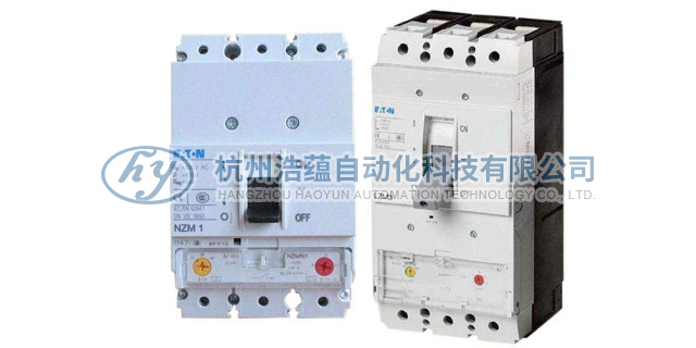 NZM塑殼斷路器NZMS3-AE630-E 有口皆碑 杭州浩蘊自動化科技供應