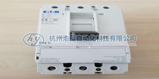 伊頓穆勒 ETAON 塑殼斷路器NZMS1-S40-E 誠信經營 杭州浩蘊自動化科技供應