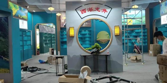 西湖区木工特装联系方式「杭州美客同创展览展示供应」