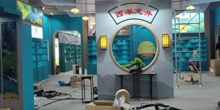 下城区品质木工特装 杭州美客同创展览展示供应