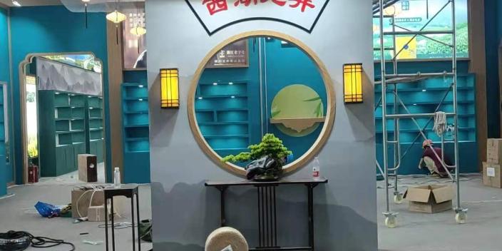 长宁区木工特装怎么样 杭州美客同创展览展示供应