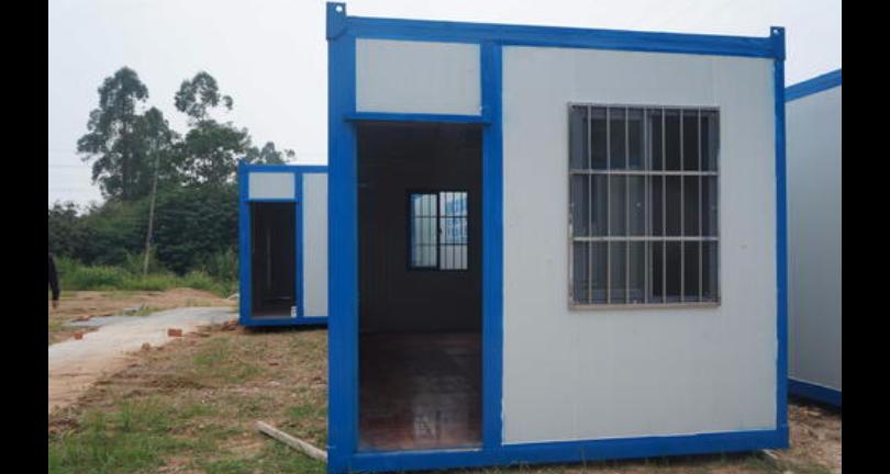 濟南什么是住人集裝箱 誠信為本 杭州啟創集成房屋科技供應