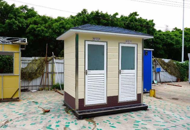 户外移动洗手间生产商家 有口皆碑 杭州启创集成房屋科技供应