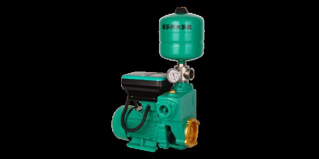 上海哪家好变频立式多级泵哪家便宜 值得信赖 威乐供水系统供应