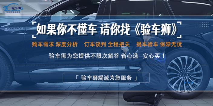 浙江新車技術指導 貼心服務「杭州驗車獅科技供應」