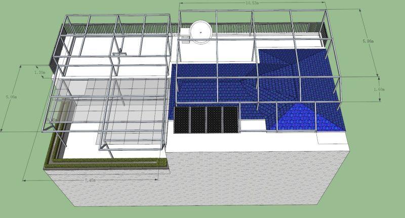 四平分布式太陽能***選擇 誠信服務 杭州易達光電供應