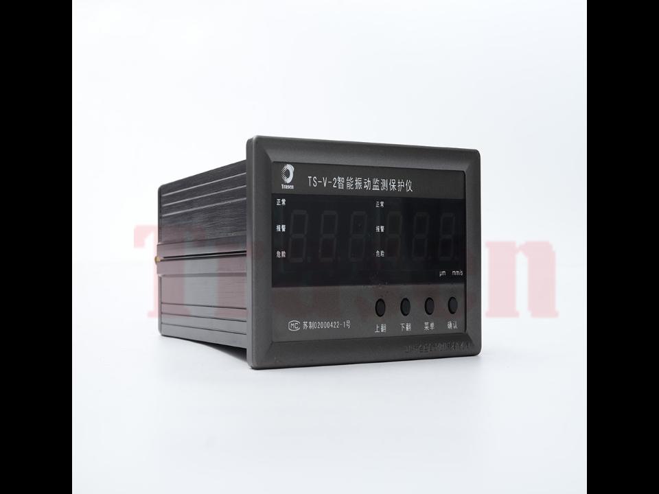 上海TS-V-2智能振动监测保护仪优质代理商 诚信互利 全盛自动化仪表供应