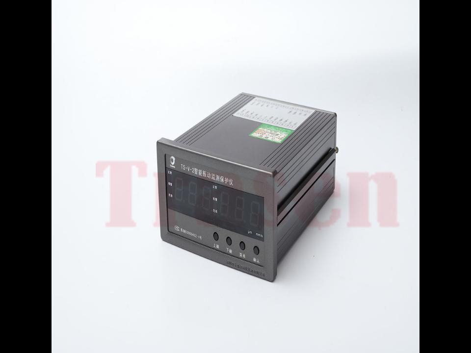 上海TS-V-2智能振动监测保护仪源头直供厂家 诚信经营 全盛自动化仪表供应