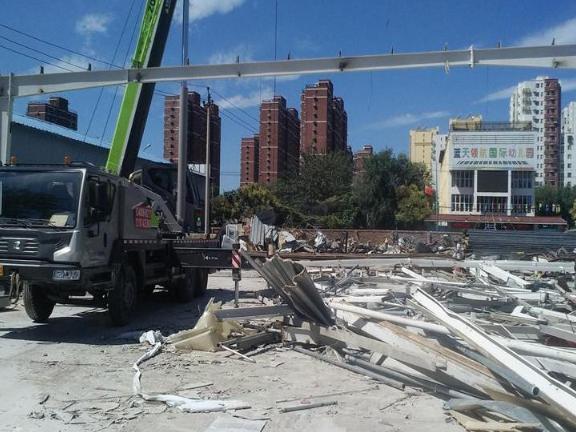 温州宾馆拆除回收公司,拆除