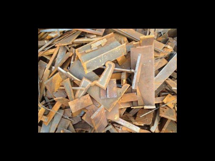溫州大量廢鐵回收商家 服務為先 臺州金鋒再生資源回收供應