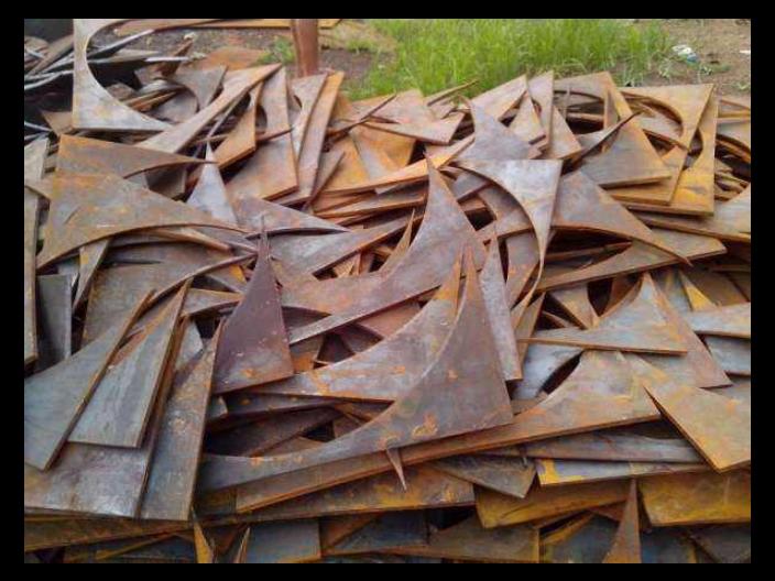 黄岩区废弃废铁回收商家 推荐咨询 台州金锋再生资源回收供应