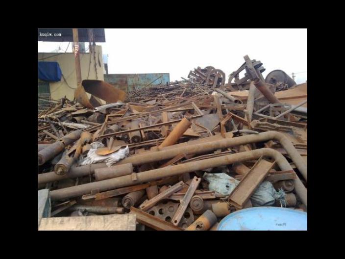 台州旧废铁回收价钱 服务为先 台州金锋再生资源回收供应