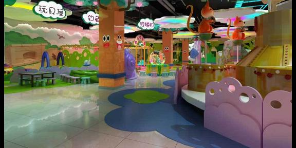 嘉文乐园儿童乐园设备「广州市锦浩文化科技供应」