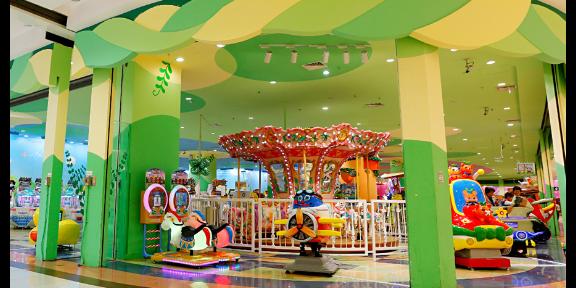 西安宝贝王儿童乐园
