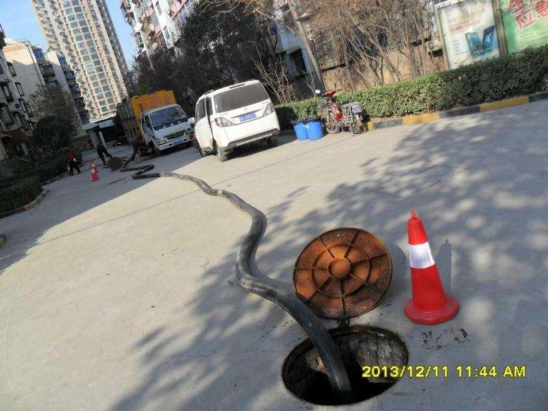 陕西新品西安管道疏通质量保证 值得信赖 陕西澎湃物业管理供应