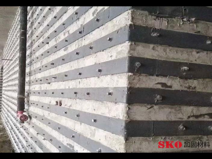沈阳桥梁隧道地铁加固粘钢胶 服务至上 加固博士供应