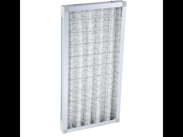 袋式空气过滤网应用 生产厂家 昆山佳合净化科技供应