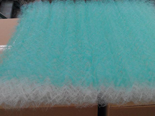 泉州绿白玻纤过滤棉 品牌 昆山佳合净化科技供应