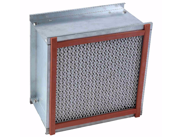 空调箱纸框过滤器作用