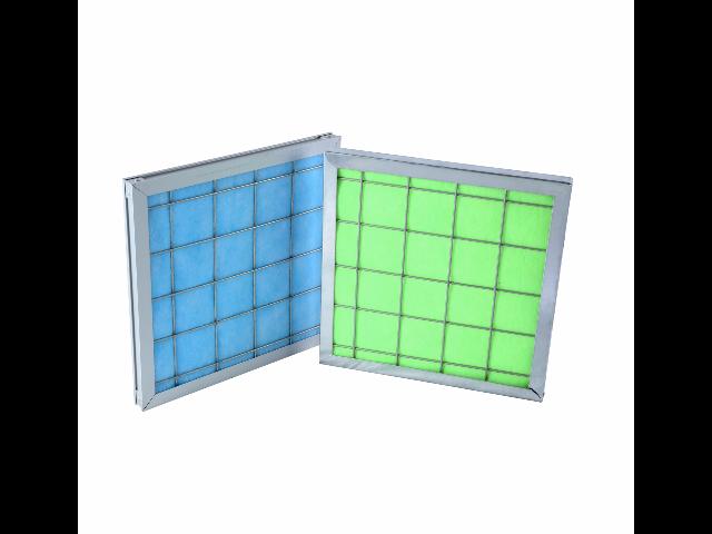 一次性纸框过滤网安装方式,过滤网