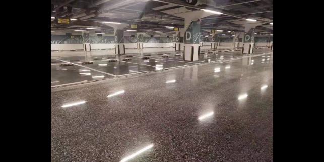 泰安施工固化地坪