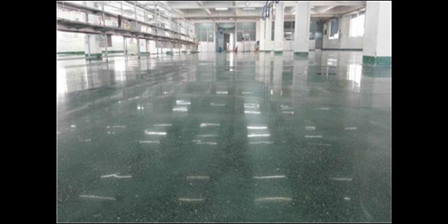 六安固化地坪公司 欢迎咨询「浙江坚固地坪材料供应」
