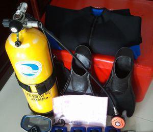 河北标准潜水体育器材宽松「潜居潜水俱乐部」