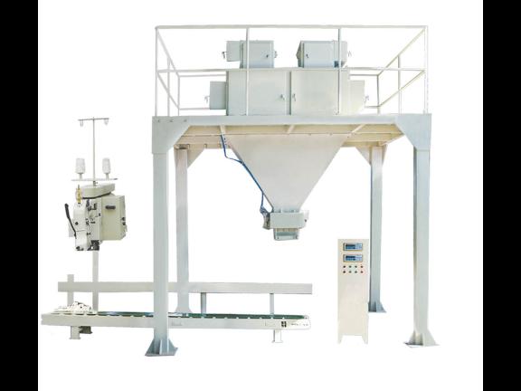 再生塑料颗粒包装机厂