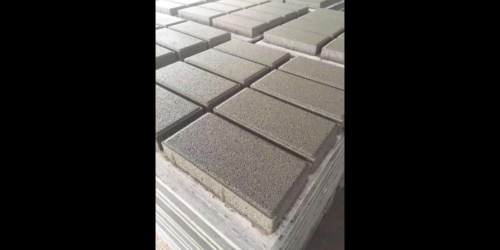潮州什么是花岗岩透水砖特价