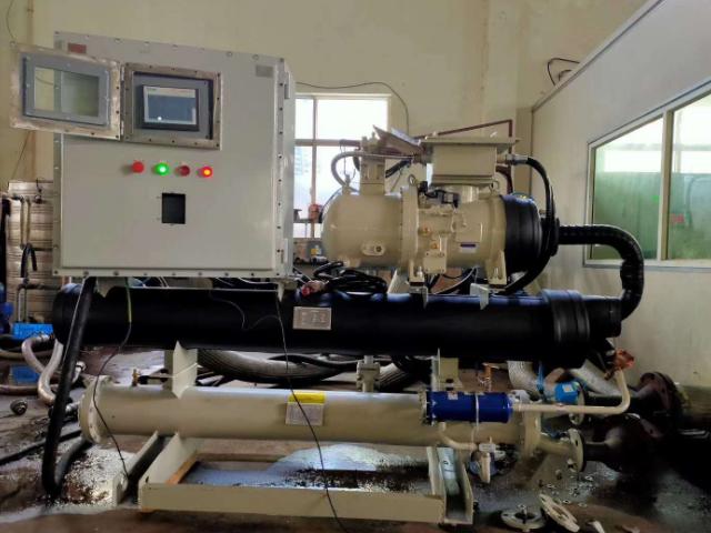 专业粉末冷却机价格 来电咨询 温州佳诺制冷设备供应