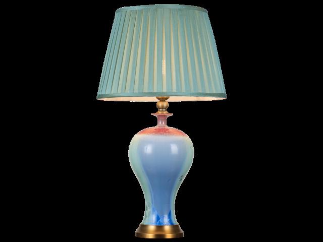 中山卧室陶瓷台灯尺寸