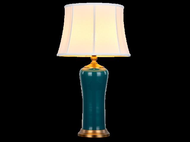 安徽主人房陶瓷台灯设计