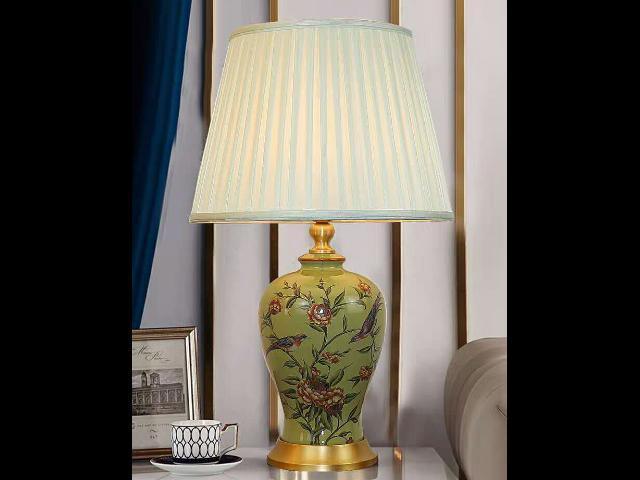 江西书房陶瓷台灯品牌