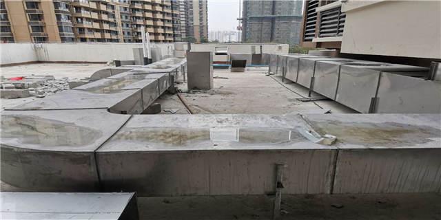 广西地产商铺油烟净化系统销售 欢迎咨询 广西捷亮环保工程供应