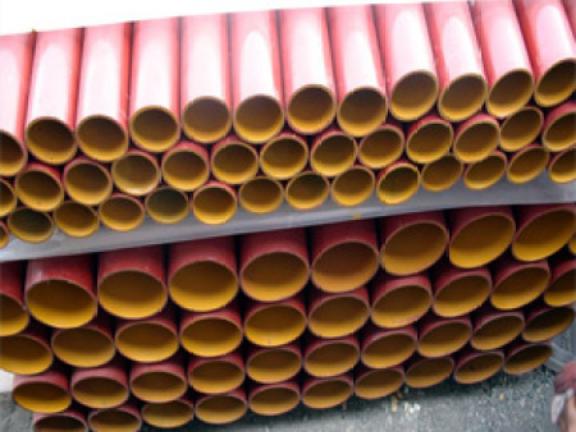 球墨铸铁管件连接,铸铁管件