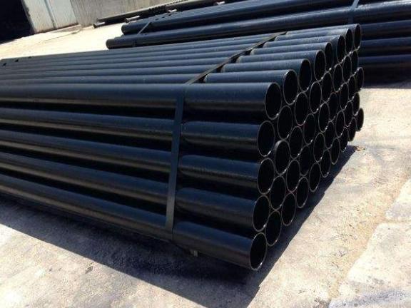铸铁排水管u型底部 抱诚守真「潍坊捷胜管路系统供应」