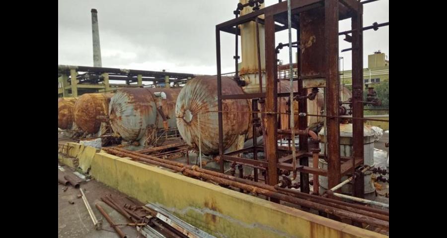 昆山機械廠拆遷價格行情 客戶至上「昆山金德福再生資源供應」