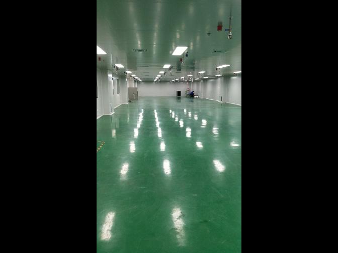 十万级净化车间规划设计,车间