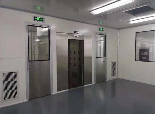 日照风淋房厂家 欢迎来电 青岛精科仪器供应