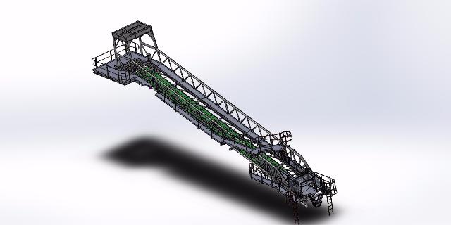 新疆環保焊接結構件來電咨詢 精力環保機械供應