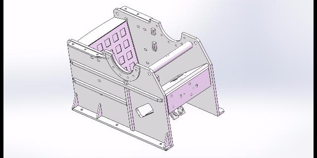 四川焊接結構件批量定制 精力環保機械供應