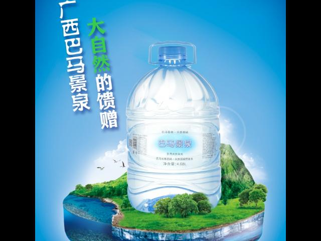 福建瓶装饮用水招代理 欢迎咨询  广西巴马晶硒岩泉水业供应