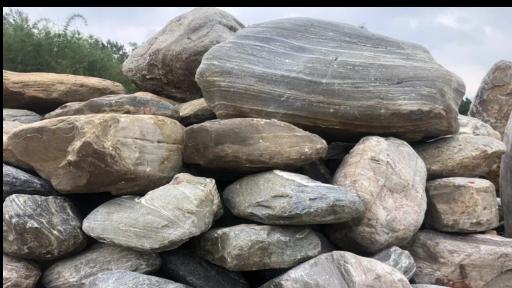 青龍石景觀石廠家,景觀石