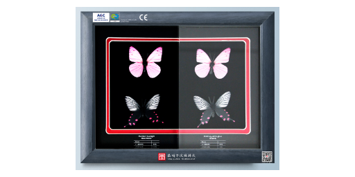 安徽高透低反射畫框玻璃商家 誠信為本「杭州晶硝子玻璃科技供應」