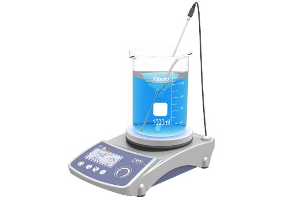 带加热磁力搅拌器供应报价 推荐咨询「精凿科技供应」