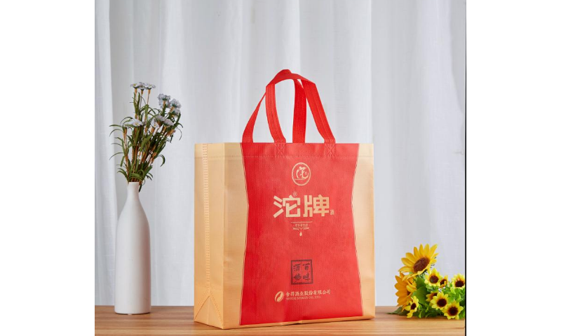 中國香港無紡布袋定制零售價格「成都市金牌無紡布包裝供應」