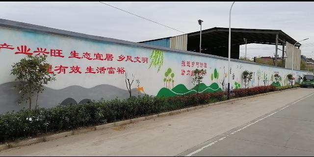 上海优良文化墙彩绘