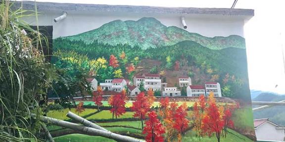 吴中区文化墙彩绘价格多少「金色光墙体彩绘供应」